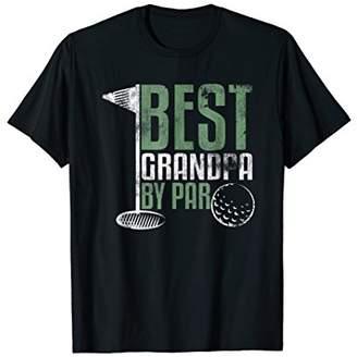 DAY Birger et Mikkelsen Best Grandpa By Par T-Shirt Father's Golf Sports Tee