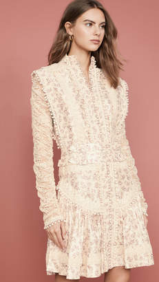 Zimmermann Sabotage Shirt Dress