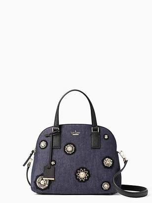 Kate Spade Cameron street embellished denim lottie