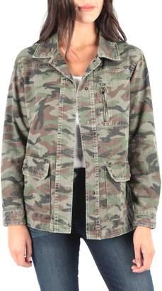 KUT from the Kloth Claudia Camo Jacket