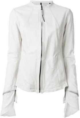 Isaac Sellam Experience zip jacket