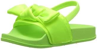 Steve Madden Girls' TSILKY Slide Sandal