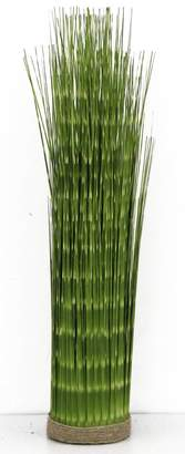 BIDKhome Large Faux Zebra Cedar Grass Bundle