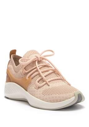 Timberland Flyroam Go Knit Leather Chukka Sneaker
