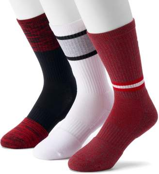 Under Armour Men's 3-pack Phenom 2.0 Twisted Crew Socks