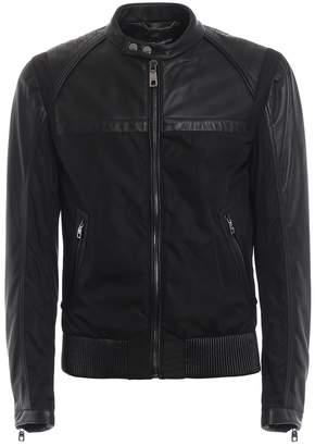 Dolce & Gabbana Paneled Jacket