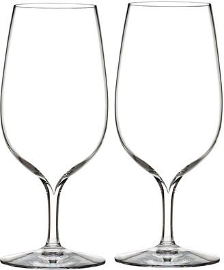 Waterford Crystal Elegance Water Glasses, Set of 2