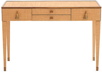 Global Views Ann Gish D'Oro Desk - Bronze