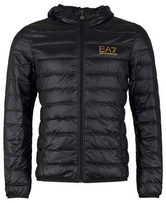 Ea7 Packaway Hooded Jacket