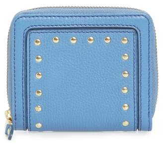 Cole Haan Cassidy Small RFID Leather Zip Wallet