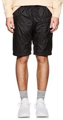 Barneys New York Stone Island XO Men's Tech-Fabric Drawstring Shorts