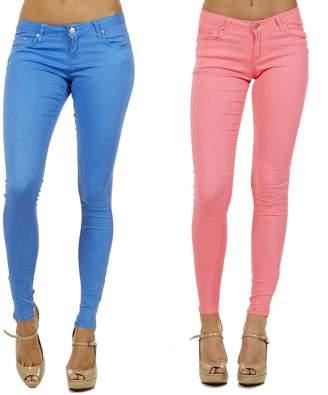 Dinamit Jeans Juniors Slim Supper Skinny Jeans