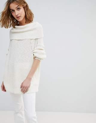 Free People Crewneck Scoopneck Knitwear For Women Shopstyle Uk