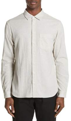 Wings And Horns Tropical Cotton Officer Shirt