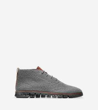 Cole Haan Men's ZERØGRAND Chukka with StitchliteTM Wool