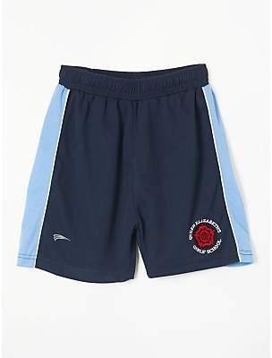 Unbranded Queen Elizabeth's Girls' School Shorts, Navy