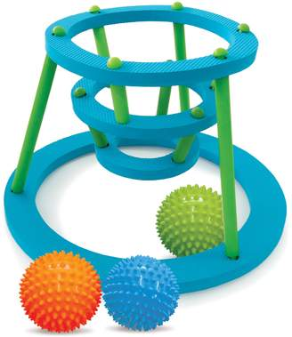 Edushape Sensory Hoops Bath Toy