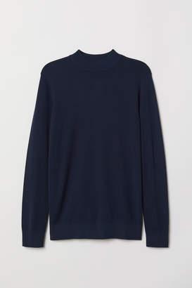 H&M Mock Turtleneck Sweater