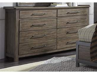 Charmant ... Clayton Gracie Oaks 8 Drawer Double Dresser