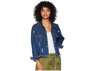 UNIONBAY Kaplan Denim Jacket Women's Jacket