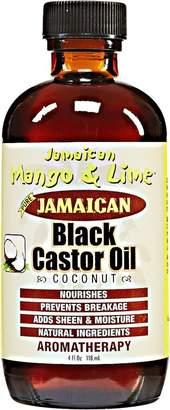 Jamaican Mango & Lime Coconut Black Castor Oil
