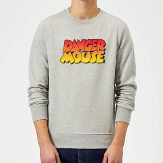 Danger Mouse Colour Logo Sweatshirt