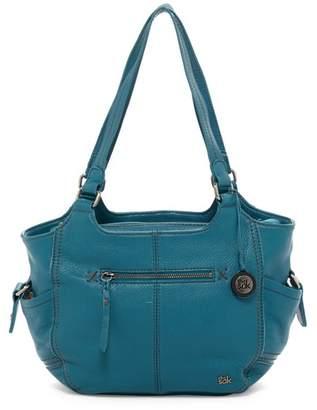 The Sak Kendra Leather Satchel $169 thestylecure.com