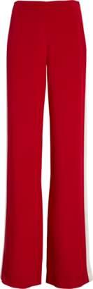 ADAM by Adam Lippes Silk Crepe Wide Leg Pants