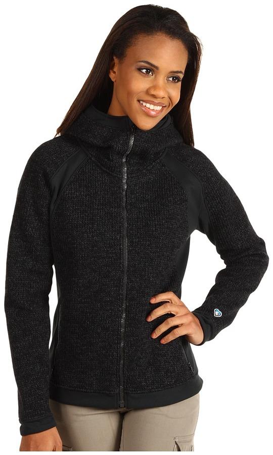Kuhl Ferrata Sweater (Black Thunder) - Apparel