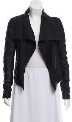 Veda Linen Open Front Jacket w/ Tags