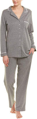 Eileen West 2Pc Pajama Pant Set