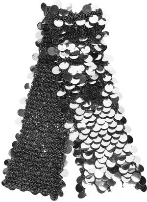 Faliero Sarti chrome disc scarf