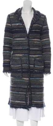 Missoni Wool & Mohair-Blend Cardigan