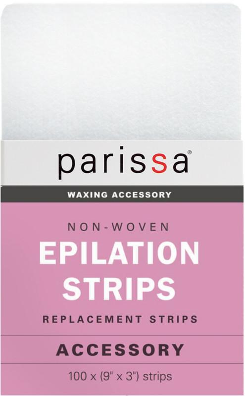 Parissa Large Pro Epilation Strips