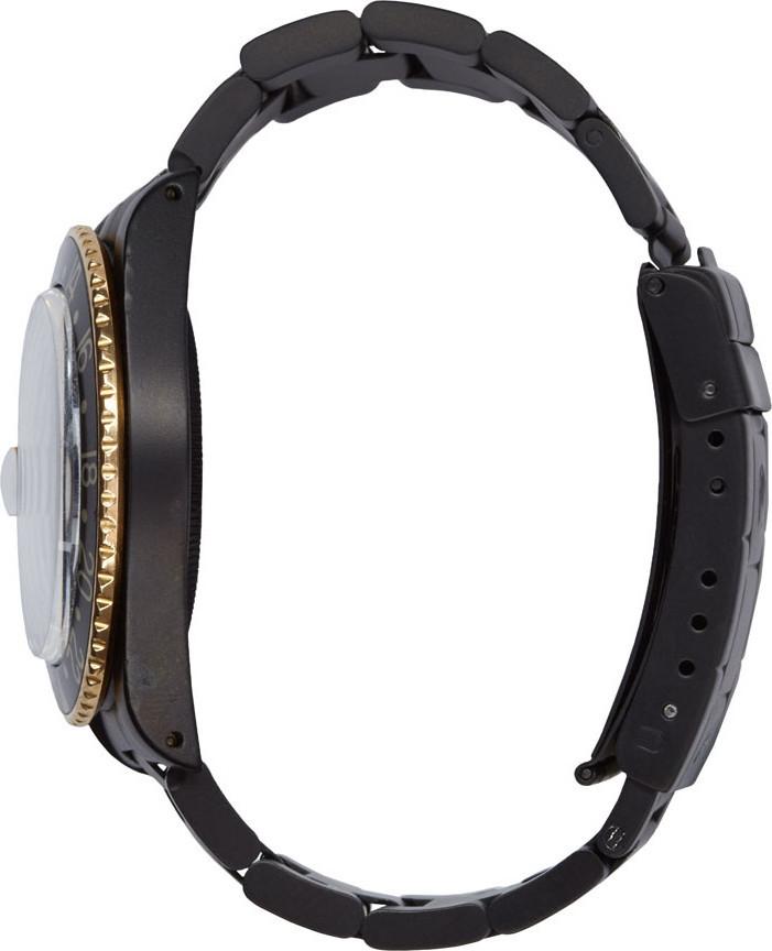 Black Limited Edition Matte Black & Gold Limited Edition Rolex GMT Master I 2