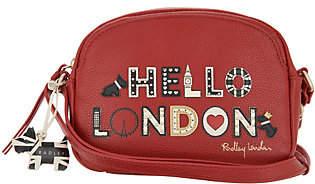 "Nobrand NO BRAND RADLEY London ""Londons Calling"" Small ZiptopCrossbody"