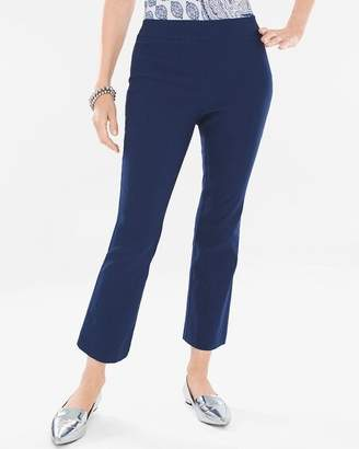 So Slimming Cropped Flare Pants