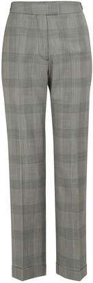 Officine Generale Vera checkered pants