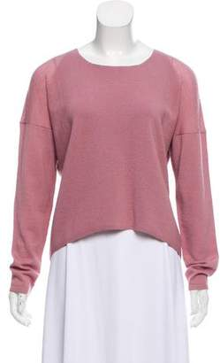 Helmut Lang Wool Knit Top