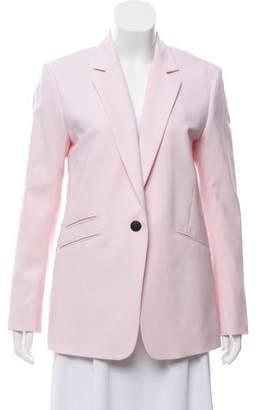 Rag & Bone Baby Pink Structured Blazer