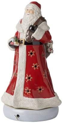 Villeroy & Boch Musical Santa Figurine
