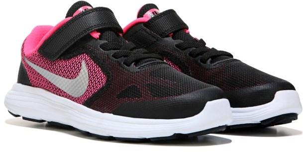 Nike Kids' Revolution 3 Running Shoe Preschool