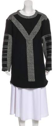 IRO Wool Long Sleeve Sweater