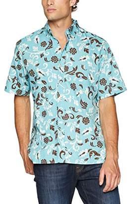 Reyn Spooner Men's Classic Fit Hawaiian Shirt