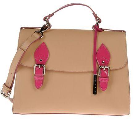Innue' Medium leather bag