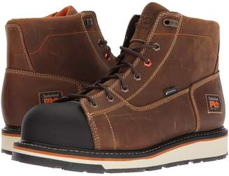 Timberland Gridworks 6 Soft Toe Waterproof Men's Work Lace-up Boots