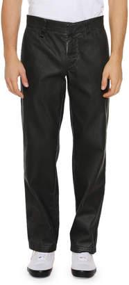 Off-White Off White Men's Straight-Leg Cotton Chino Pants