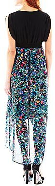 Nicole Miller nicole by High-Low Maxi Dress