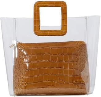 STAUD Shirley handbag clear