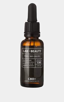 Lab to Beauty Women's The CBD Drops